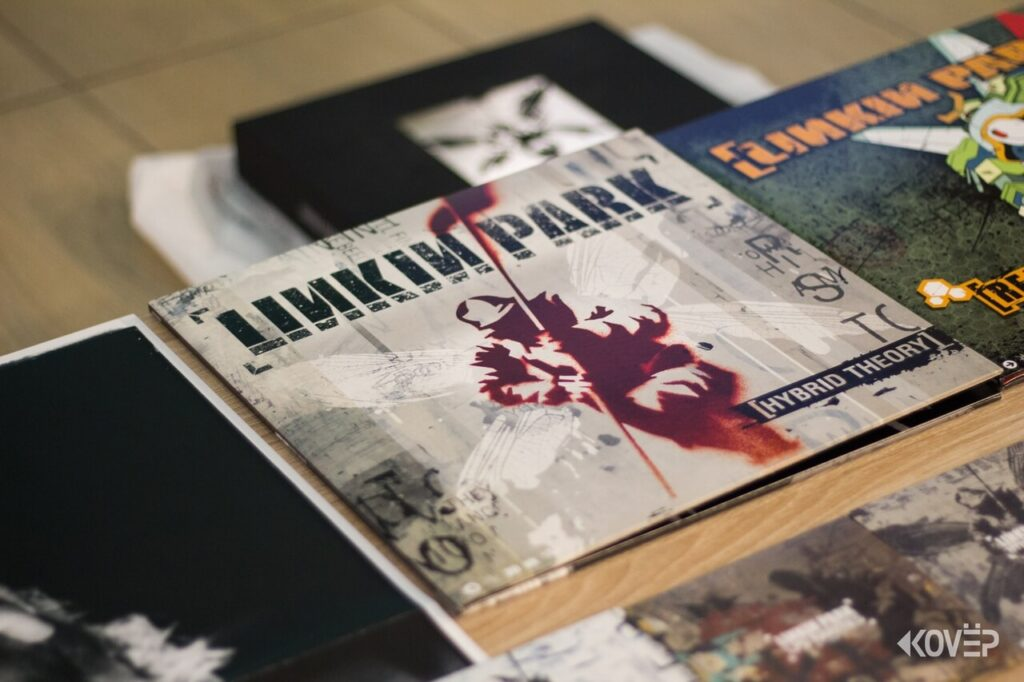 Встреча фанатов группы Linkin Park
