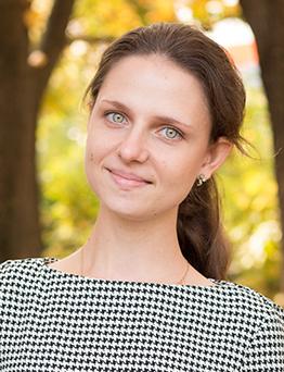Никулина Полина Юрьевна - специалист по работе с молодежью