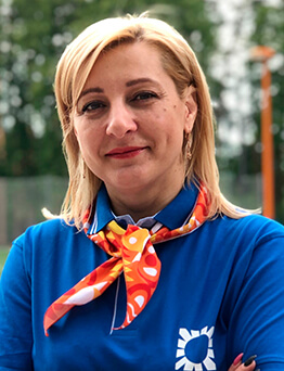 Дитко Марианна Магомедовна - Главный бухгалтер