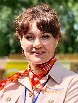 Юртаева Екатерина Леонидовна - Директор