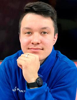 Кузьмин Валерий Сергеевич - Специалист по работе с молодежью