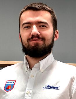 Пестров Егор Сергеевич - Специалист по работе с молодежью