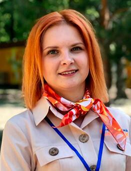 Кикнадзе Анастасия Альбертовна - Заместитель директора по учебно-воспитательной работе