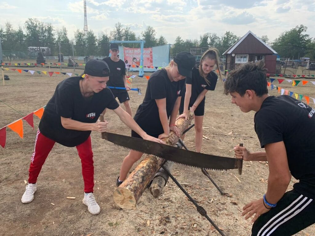 Фестиваль «Чатыр батыр 2021»