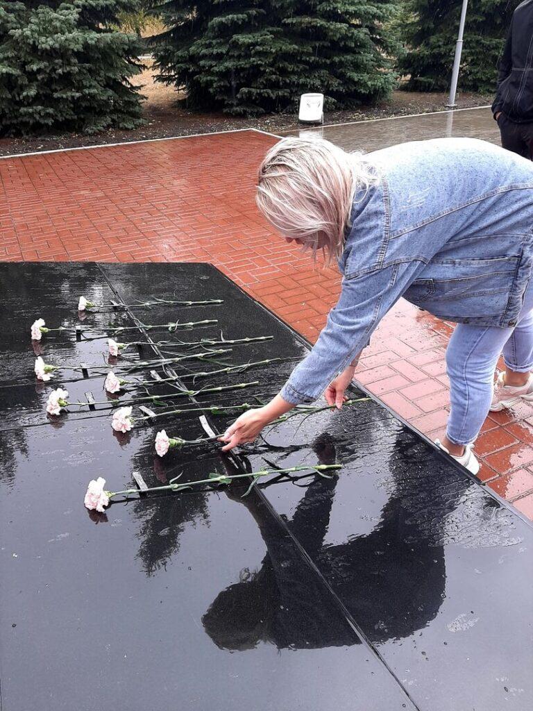 Акции «Беслан живет в наших сердцах» и «9 белых цветов»